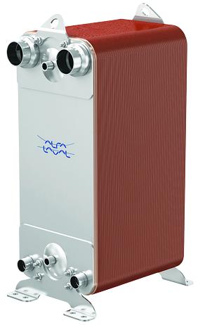 Паяный теплообменник Alfa Laval ACH 70X Елец кассетные теплообменник