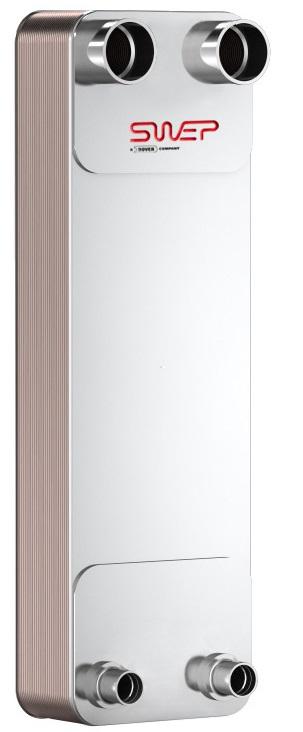 Паяный пластинчатый теплообменник SWEP DS500 Новоуральск Паяный теплообменник KAORI I105 Новоуральск