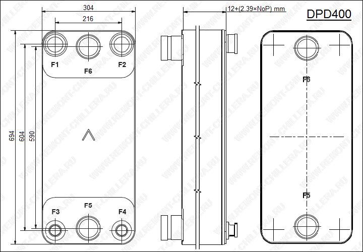 Кожухотрубный конденсатор ONDA M 126 Мурманск Паяный теплообменник испаритель Машимпэкс CHA 15B-UM Шахты