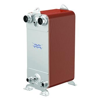 Теплообменник фреон-вода alfalaval ach500 чертеж скребковый теплообменник